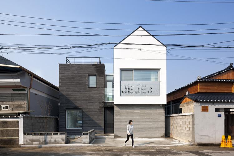 JEJE Guesthouse / skimA, © Hyosook Chin