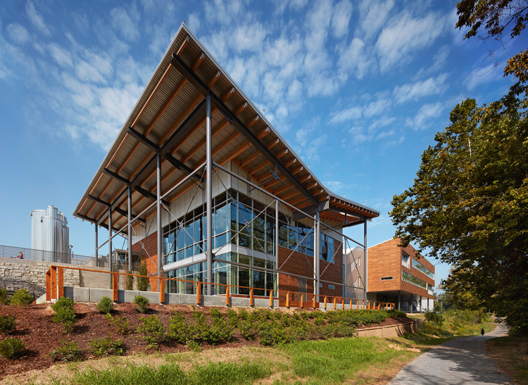 New Belgium Brewing East Coast Brewery / Perkins+Will, © Mark Herboth Photography
