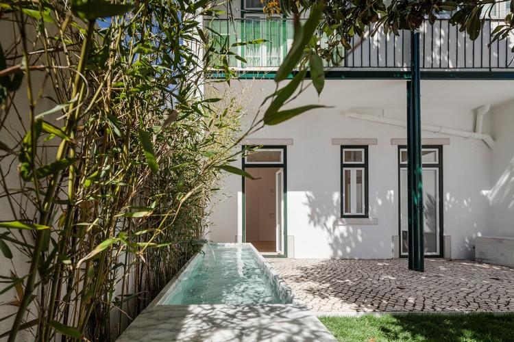 The Loquat Tree House / Machado Igreja Arquitectos, © João Morgado