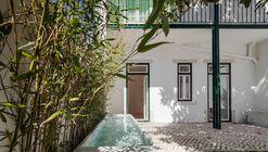 The Loquat Tree House / Machado Igreja Arquitectos