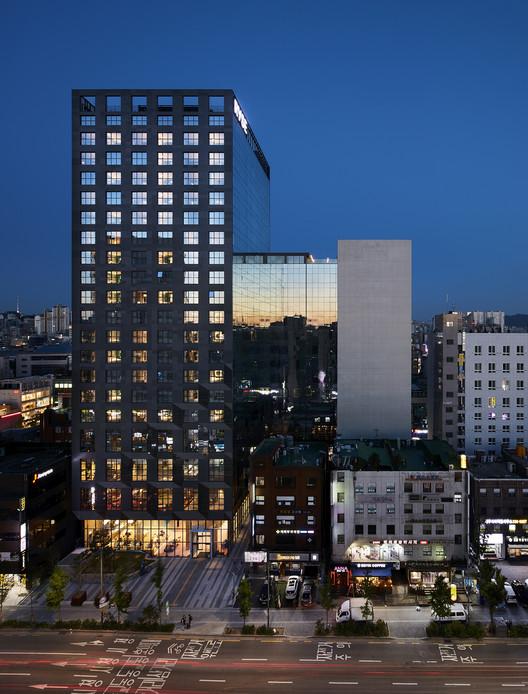 RYSE Hotel / SCAAA, © Kim Yongkwan