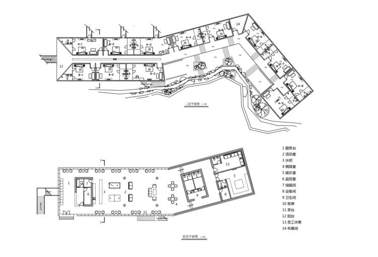 Shuangxi Academy Duoxiangjie Architectural Design