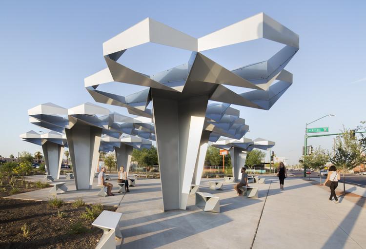 Juego de sombras / Howeler + Yoon Architecture, © Matt Winquist