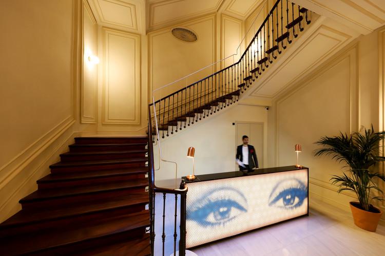 HOTEL AXEL MADRID / El Equipo Creativo, Cortesía de El Equipo Creativo