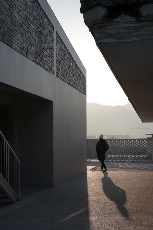 Building B. Image © Shengliang Su