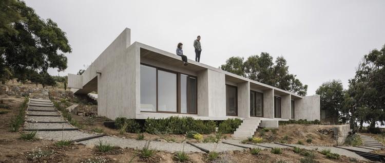 Casa Cipolla / Felipe Assadi Arquitectos, © Fernando Alda