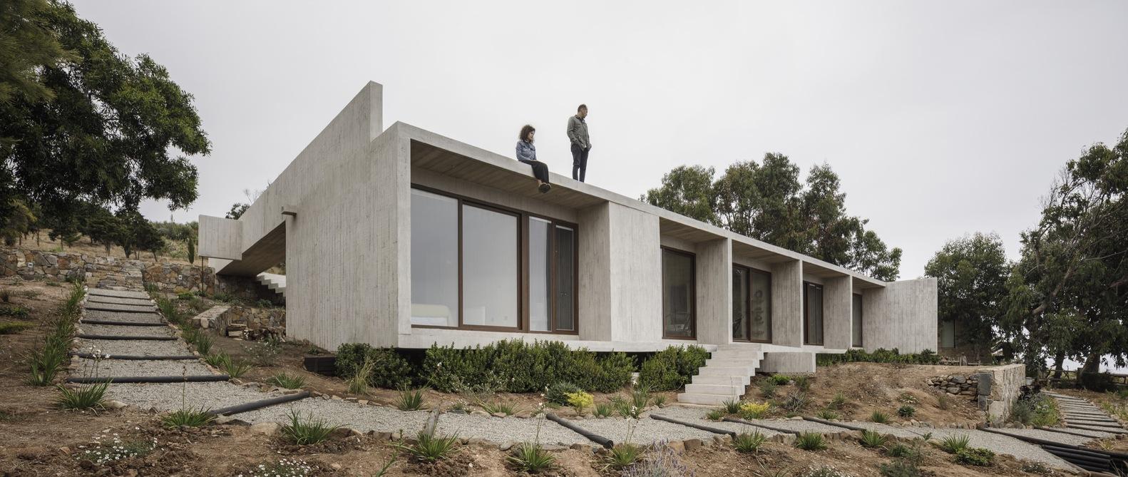 Casa Cipolla / Felipe Assadi Arquitectos