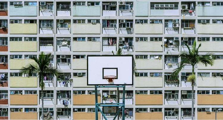 Este ensayo visual explora los dilemas de un híperdensificado Hong Kong, © Nico Van Orshoven