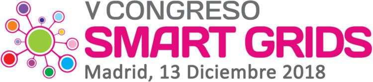 V Congreso Smart Grids, Logo V Congreso Smart Grids
