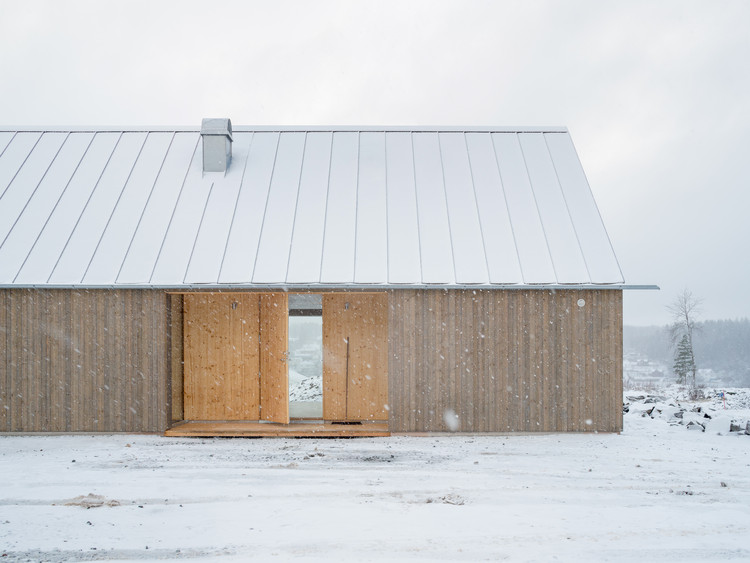 Refugio Dalsland 2.0 / Jim Brunnestom, Magnus Hellum and Hampus Berndtson, © Hampus Berndtson