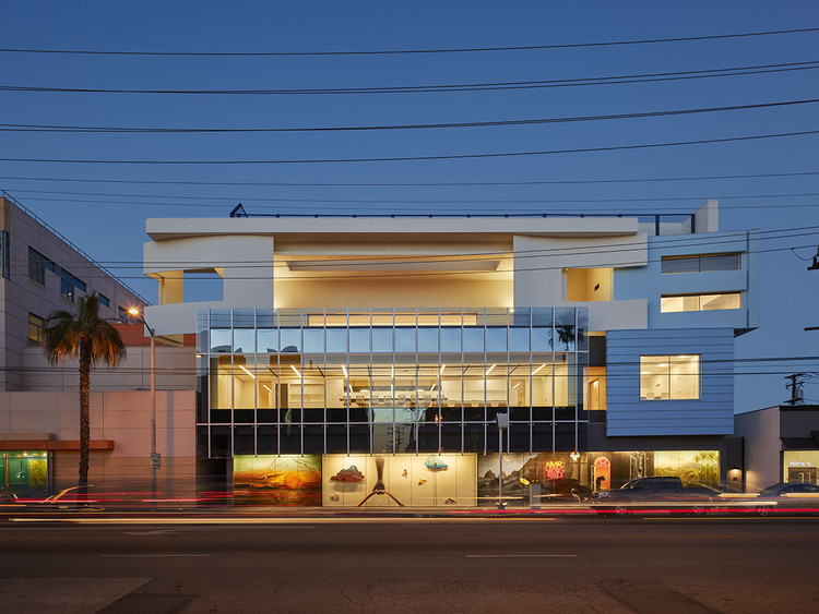 The Center for Early Education Campus Redevelopment / Johnson Favaro, © Benny Chan