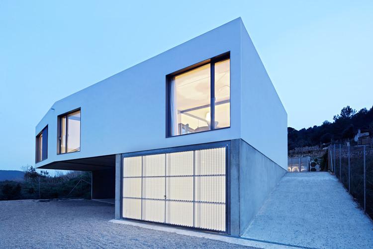 Esporles House / Sio2 Arch y Toni Montes, © José Hevia