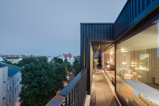 Penthouse © Werner Huthmacher