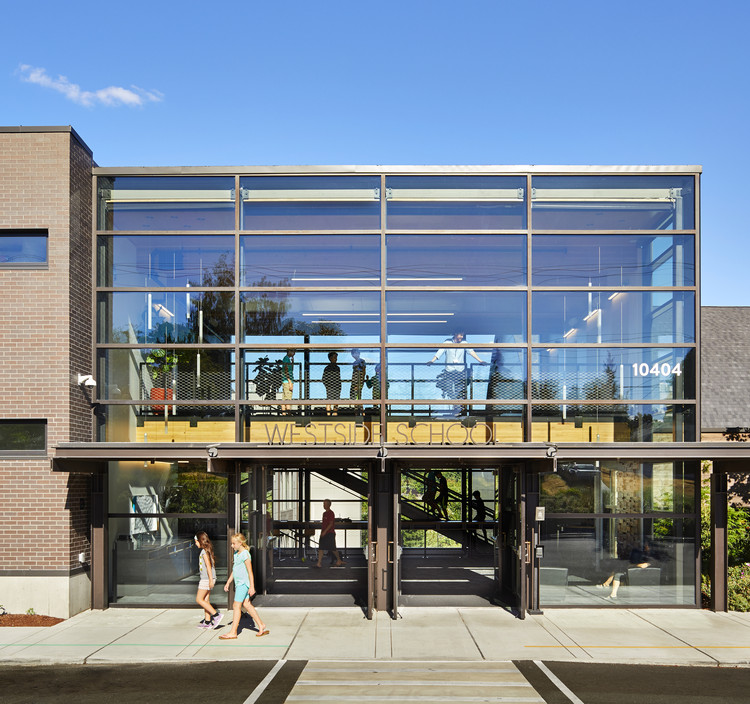 Westside School / SKL Architects, Courtesy of SKL Architects