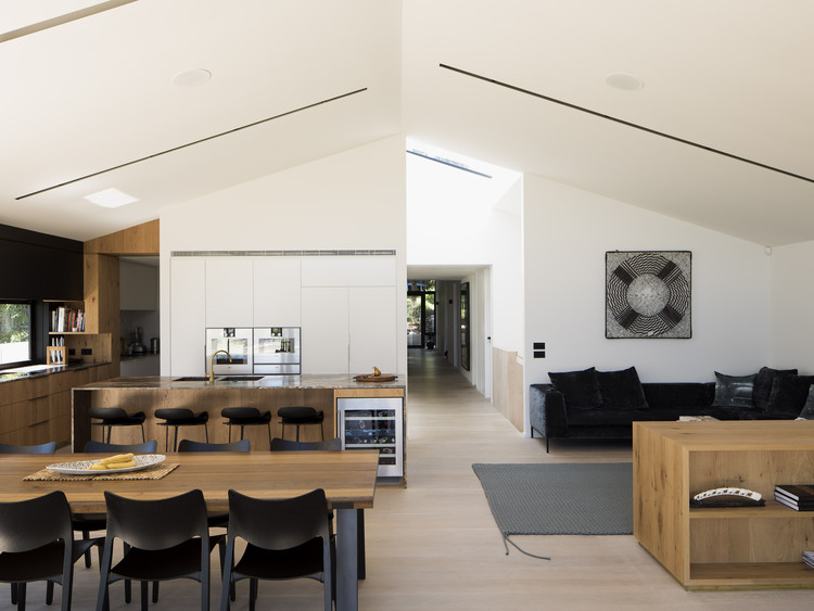 Casa en Herne Bay / Lloyd Hartley Architects, © David Straight