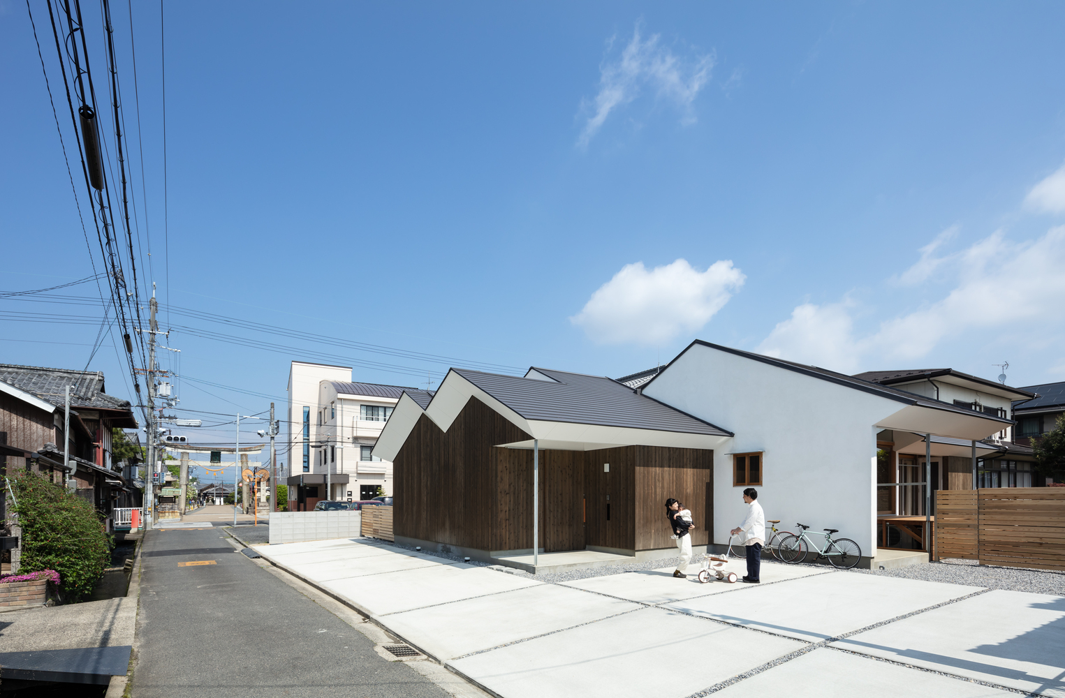 House in Sugie / Horibe Associates