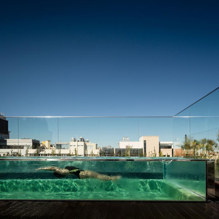 Lux Park Hotel / Arquitectos Aliados + PROMONTORIO, via Fernando Guerra | FG+SG