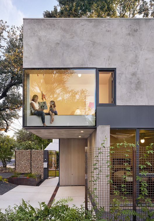 South 5th Suttles Residence / Alterstudio Architecture