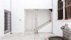 Refurbishment of the old Headquarters of the Granada Monte de Piedad / DTR_studio architects