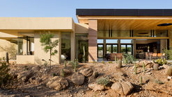 Residência Desert Wash / Kendle Design Collaborative