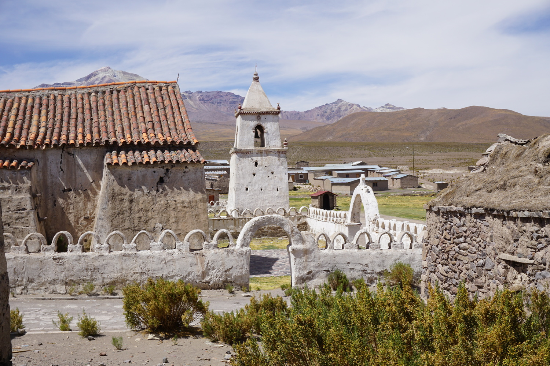 Guía de arquitectura: pueblos de Chile que todo arquitecto debe visitar,Isluga. Image vía Flickr. Usuario Pablo Trincado, Licensed by CC BY-SA 2.0