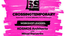 APSS Crossing Temporary 2018 | Call for Participants