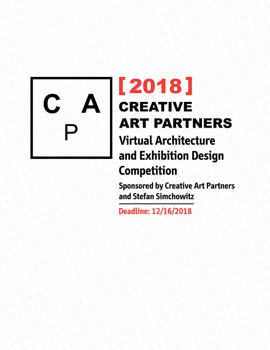 2018 Creative Art Partners Virtual Architecture and Exhibition Design Competition
