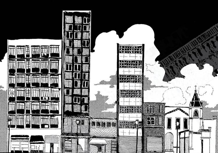 Indivisível: quadrinho narra a história negra e oriental do bairro da Liberdade em São Paulo, © Marília Marz