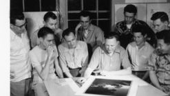 """Opening of """"Renegades: Bruce Goff and the American School of Architecture at Bizzell"""""""