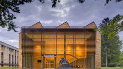 Gund Gallery at Kenyon College / GUND Partnership