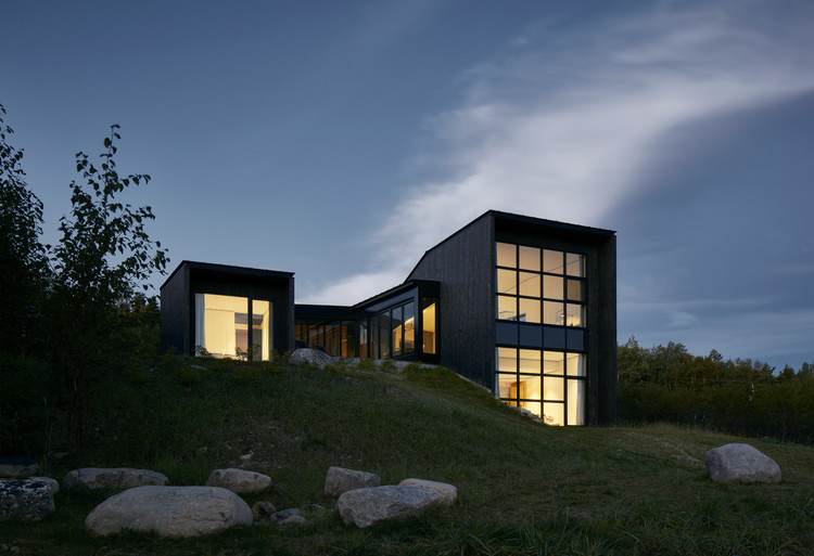 La Charbonnière / Alain Carle Architecte, © James Brittain Photography