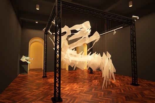 Aangan. Image Courtesy of London Design Biennale