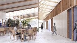 Prado Arquitectos diseñará la remodelación de la única escuela en la Isla Mocha, Chile