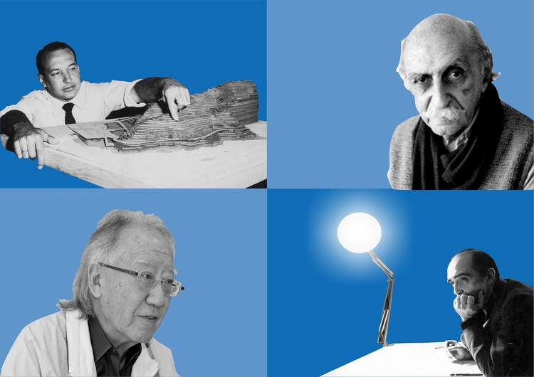 Tal pai, tal filho: 20 arquitetos e arquitetas que seguiram a profissão do pai, © Archdaily Brasil
