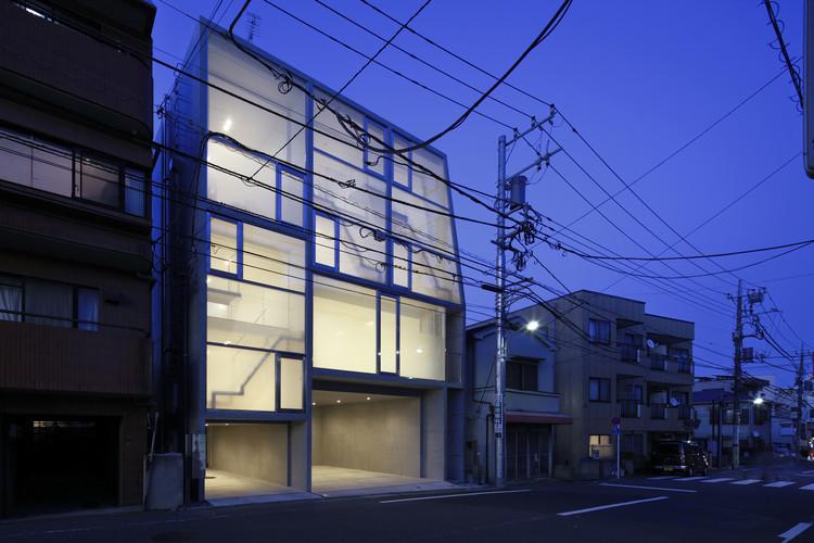 Siete bloques / studio M architects, © Kouichi Torimura