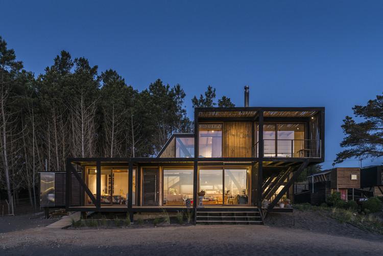 MQ Houses / Altamarea arquitectura, © Felipe Cantillana