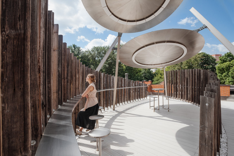 Rambler Roof / Nefa Architects, © Polina Poludkina