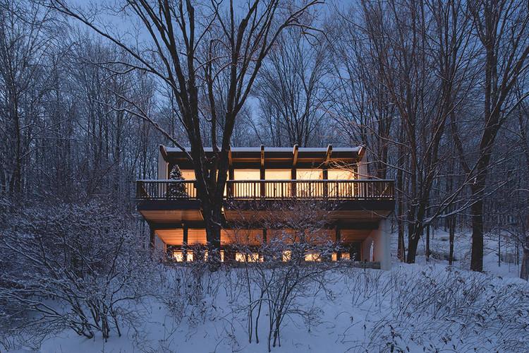 Residence Maribou / Alain Carle Architecte, © Raphael Thibodeau
