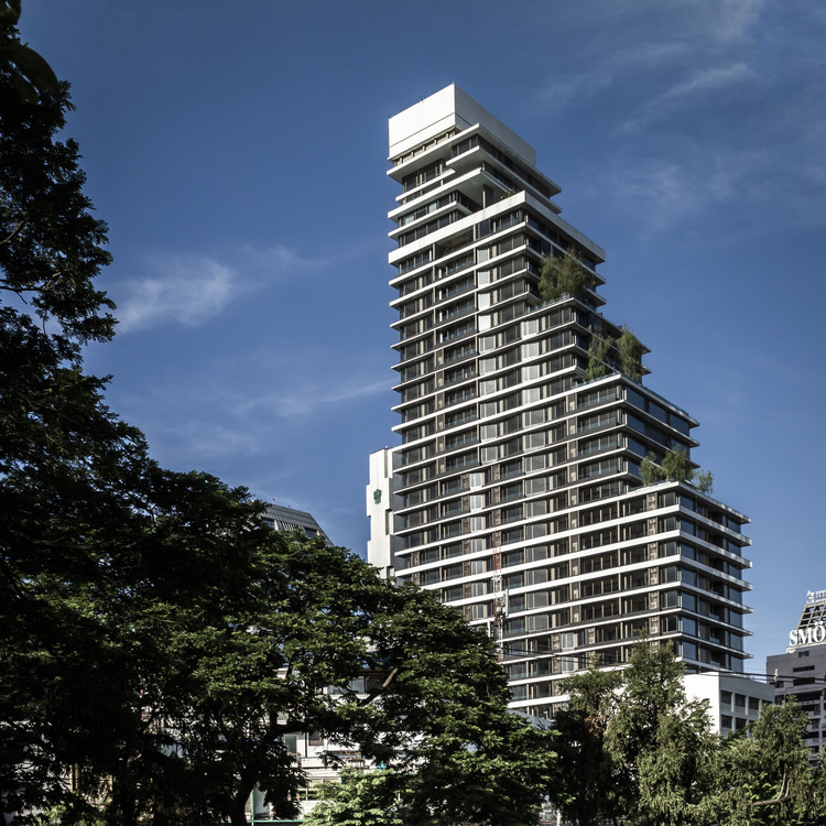 Saladaeng One / Openbox Architects, © SC Assets Public Company, Thailand