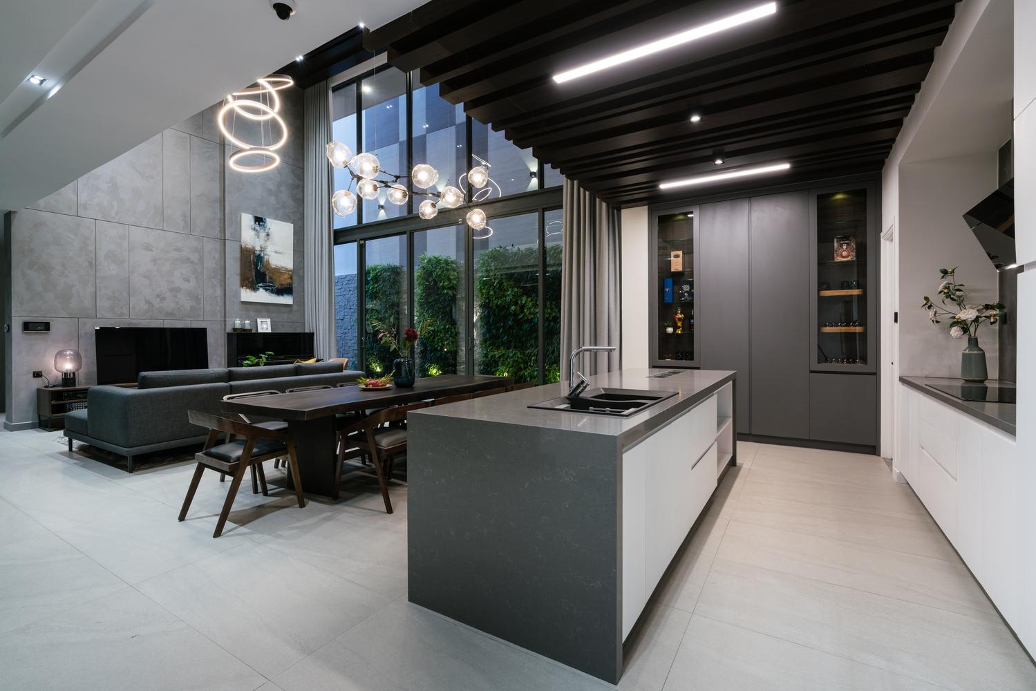 Gallery of The Rough House / NELO DÉCOR - 26