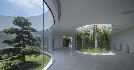 Fengying·Stone Art Museum / GOA