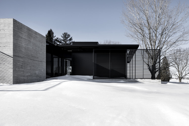 True North / Alain Carle Architecte, © Adrien Williams