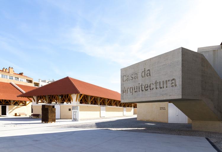 """Exposição """"Infinito Vão – 90 anos de Arquitetura Brasileira"""" na Casa da Arquitectura, Casa da Arquitectura, Matosinhos. Image © Flagrante / Romullo Fontenelle"""