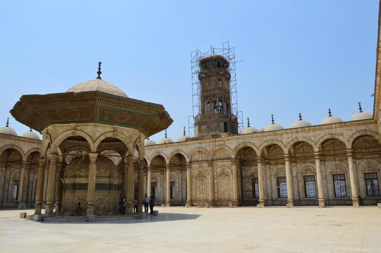La arquitectura cotidiana de El Cairo entre mercados y mezquitas, © Enrique Villacís