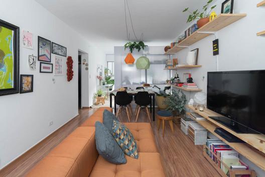 Apartamento Barros / Matú Arquitetura