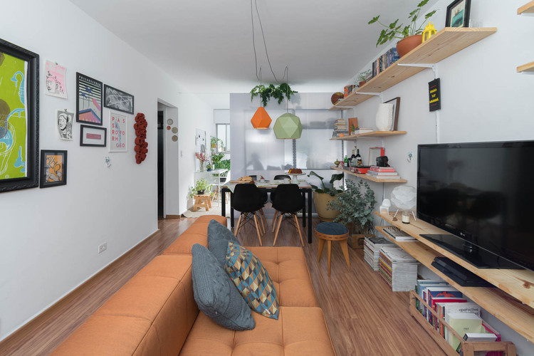 Apartamento Barros / Matú Arquitetura, © Cris Farhat