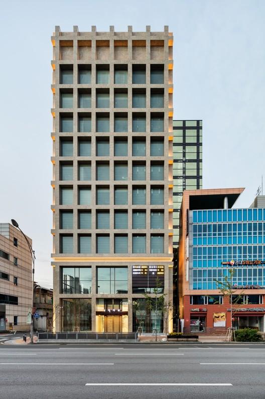 Hobak Tower / ArchiLAB MIT, © Kyungsub Shin