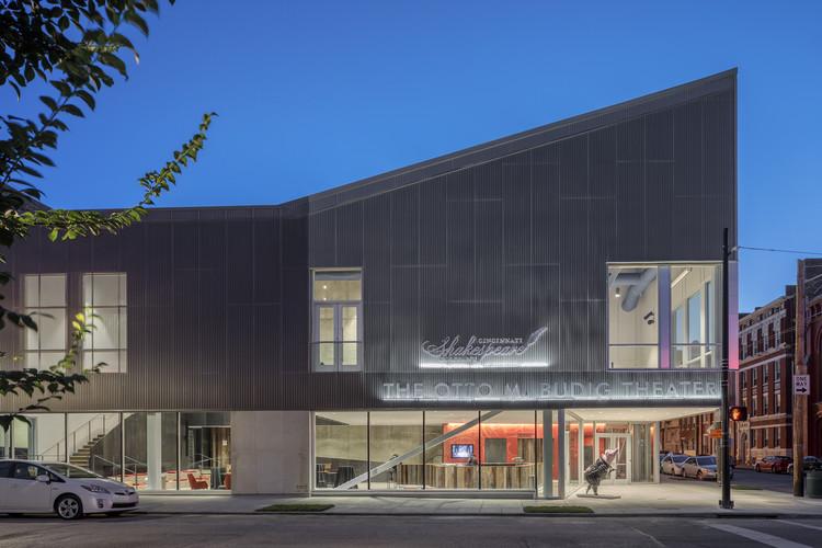 Teatro Otto M. Budig / GBBN, © Brad Feinknopf