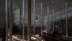 El Museo de Peter Zumthor que utiliza materiales locales para replantear la experiencia histórica