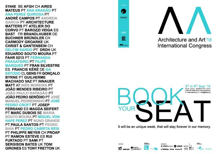 AAICO - Congresso Internacional de Arquitectura e Arte | ingressos, AAICO POSTER